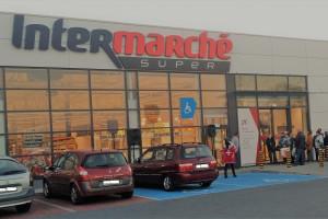 Intermarché w Ostrowie Wielkopolskim większe o 400 mkw. w nowej lokalizacji