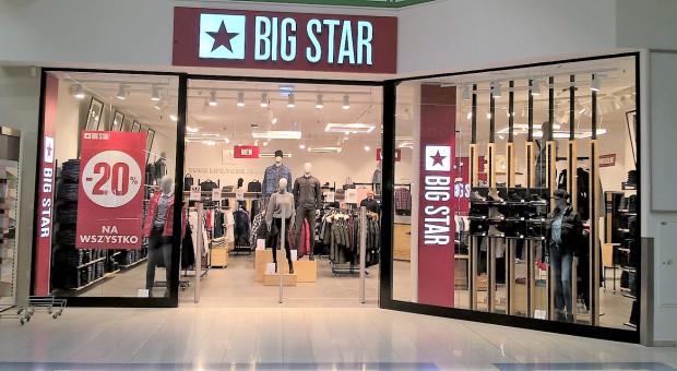 Big Star w Pasażu Tesco w Zielonej Górze