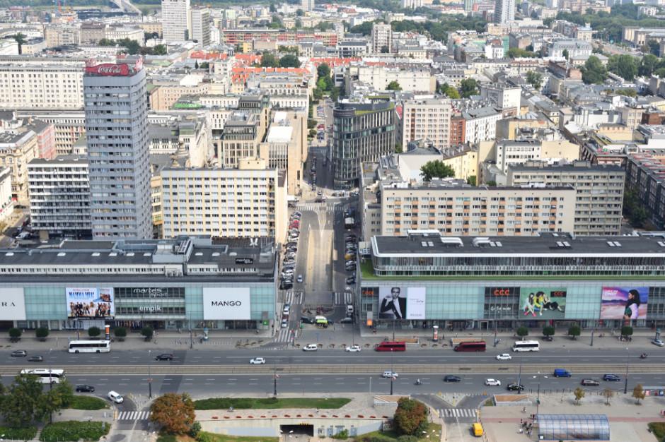 Marszałkowska i Aleje Jerozolimskie bardziej przyjazne dla handlu? Miasto i JLL mają plan