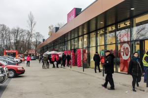 W Polkowicach ruszył park handlowy Alfa