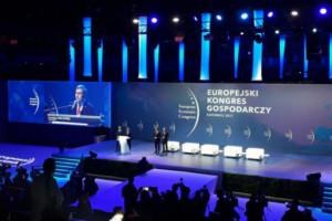 Jest już zakres tematyczny Europejskiego Kongresu Gospodarczego 2019
