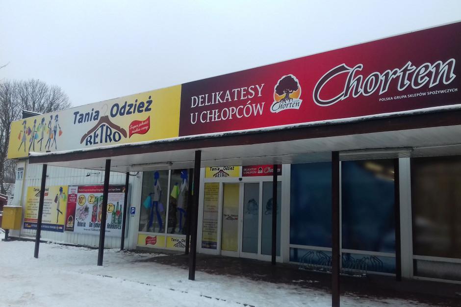 Sklep Grupy Chorten w lokalizacji po Tesco ruszy przed świętami
