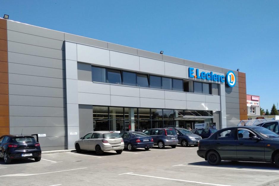Dwa sklepy E.Leclerc w Tarnowie też zmienią szyldy na Intermarche