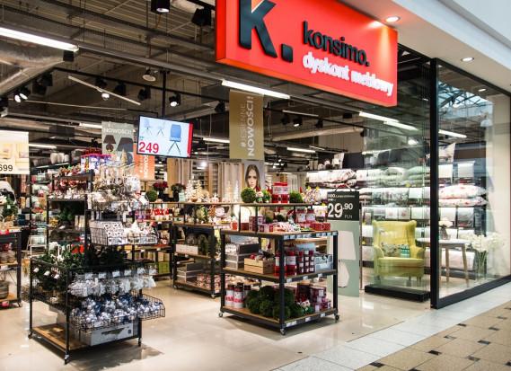 Dyskont meblowy Konsimo chce podbić polski rynek (galeria
