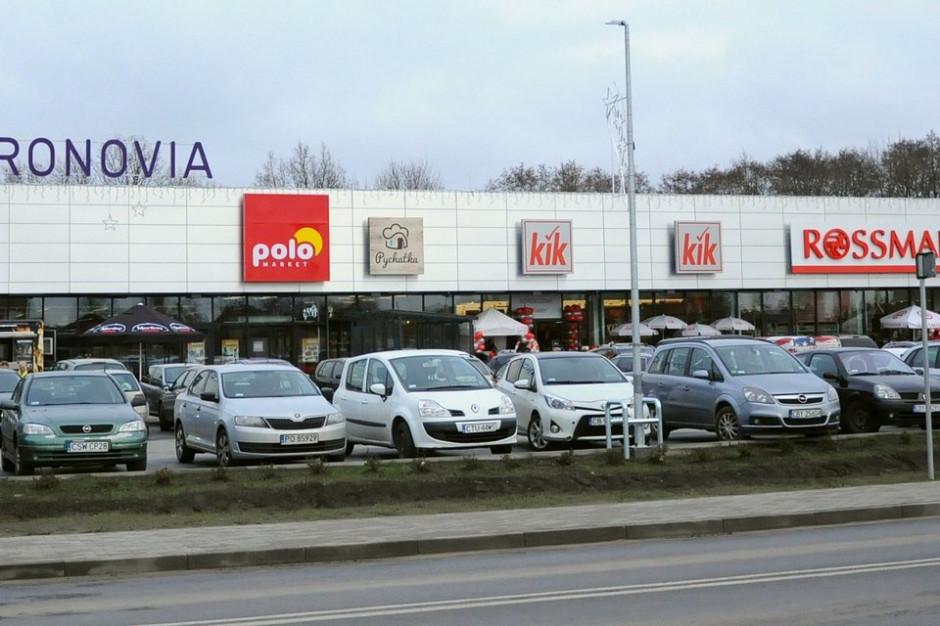 W Koronowie ruszyła galeria handlowa