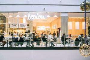Restauracja Lepione w Galerii Echo