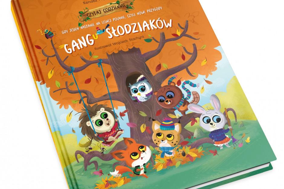 Akcja Gang Słodziaków: 1 mln rozdanych książek przy potencjalnym obrocie 600 mln zł
