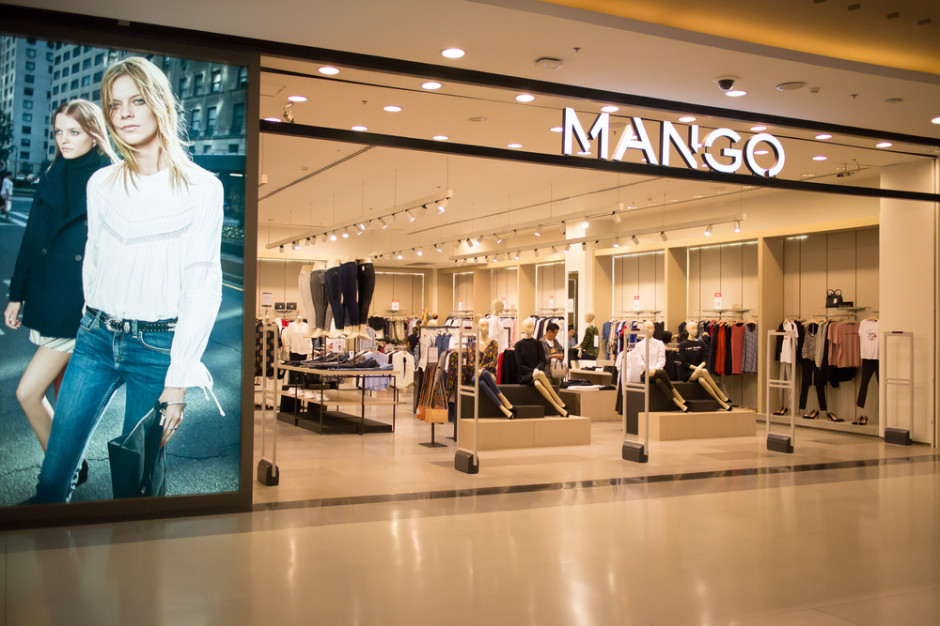Mango będzie otwierać większe sklepy