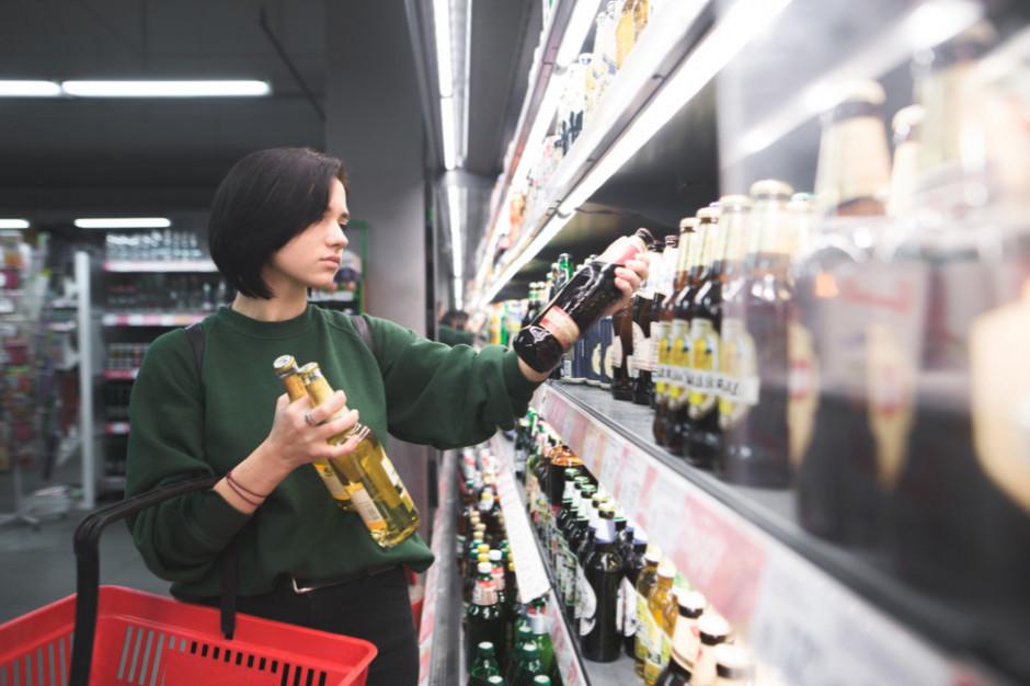 UE: W 2017 roku najwięcej na alkohol kupiony w sklepach wydano w krajach bałtyckich