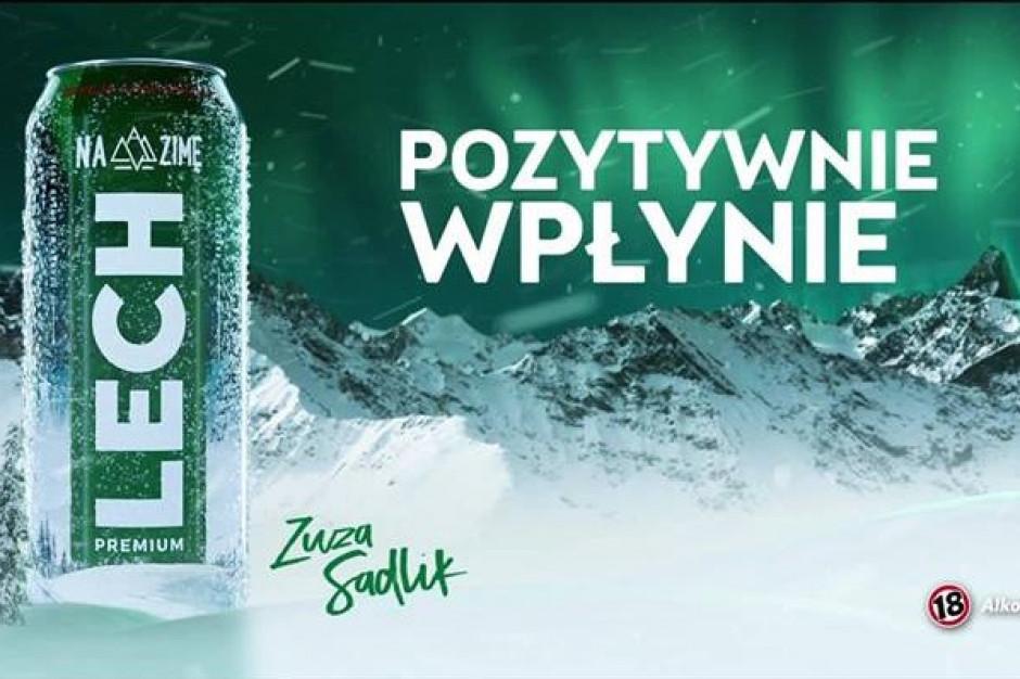 Wystartowała zimowa kampania marki Lech Premium