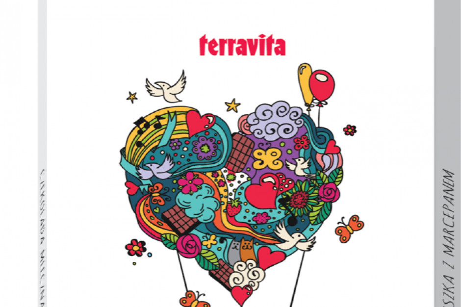 Czekolada na Walentynki od marki Terravita