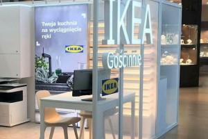 Zamknięcie punktu IKEA Gościnnie w Gdyni