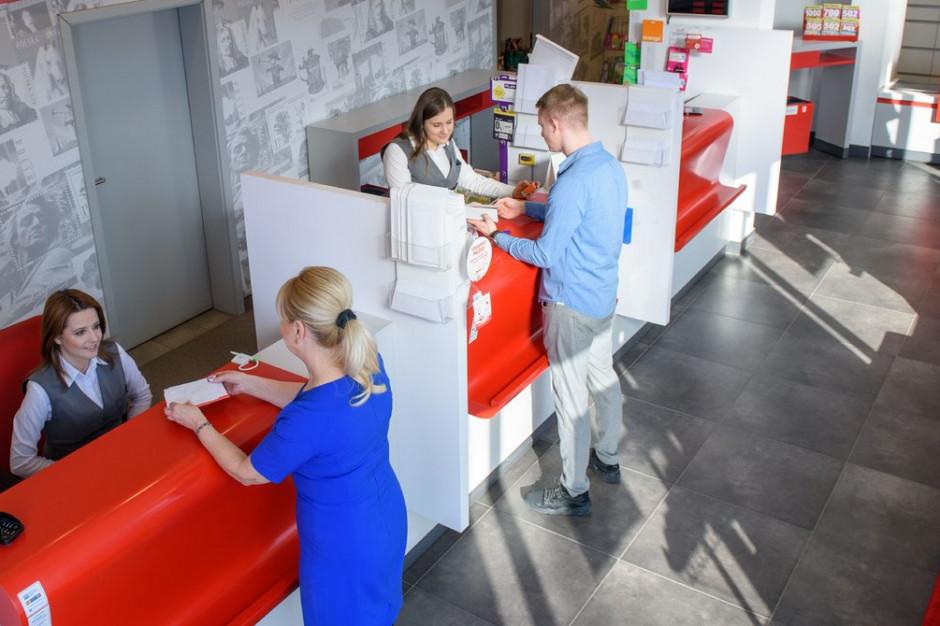 Poczta Polska w ubiegłym roku uruchomiła 76 placówek