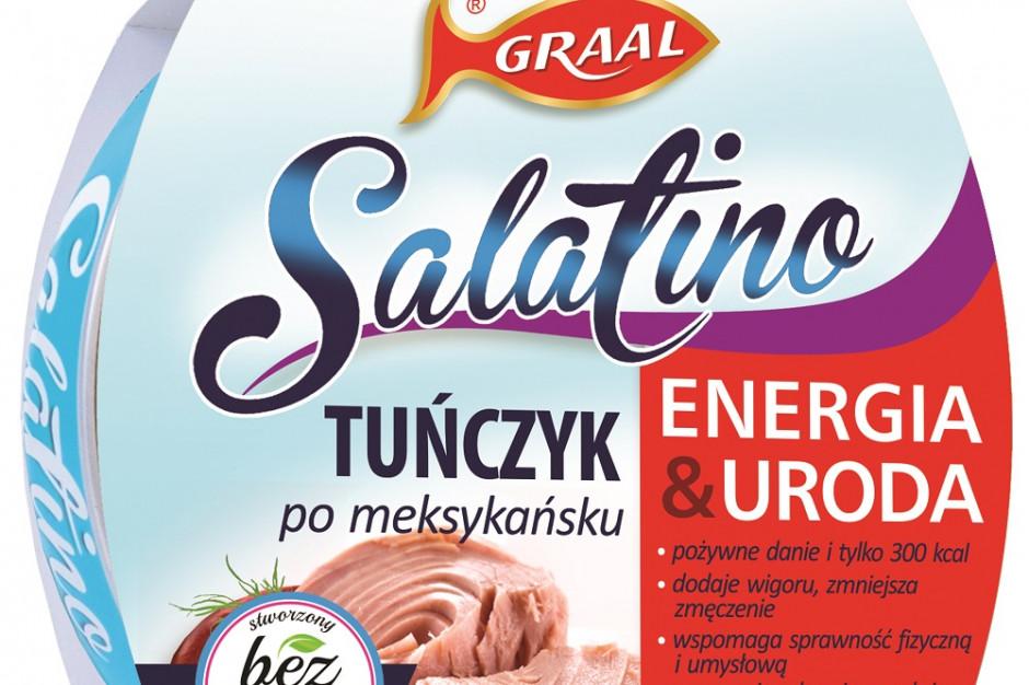Salatino wprowadza innowacyjną linię sałatek dla kobiet