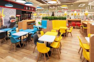 CH Auchan Żory po modernizacji