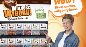 Wawel promuje autorskie moduły sklepowe