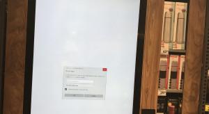 Symetria UX sprawdza jak działają zakupy z interaktywych ekranów w Carrefour