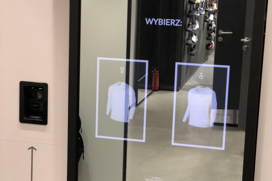 Salon Nike przetestował interaktywne lustro Abyss Glass. Znamy rezultaty