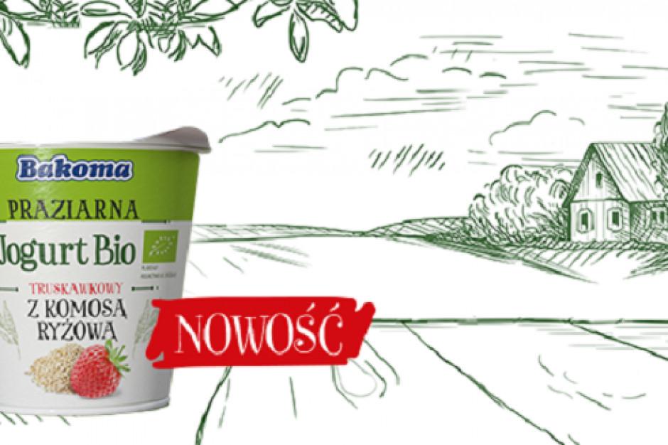 Bakoma promuje linię produktów bio