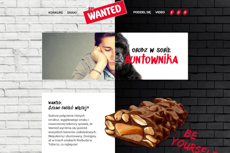 ETi Wanted w szerokiej kampanii promocyjnej