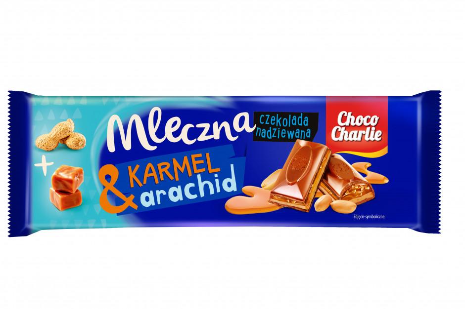 Czekolady nadziewane Choco Charlie - nowość marki własnej POLOmarektu