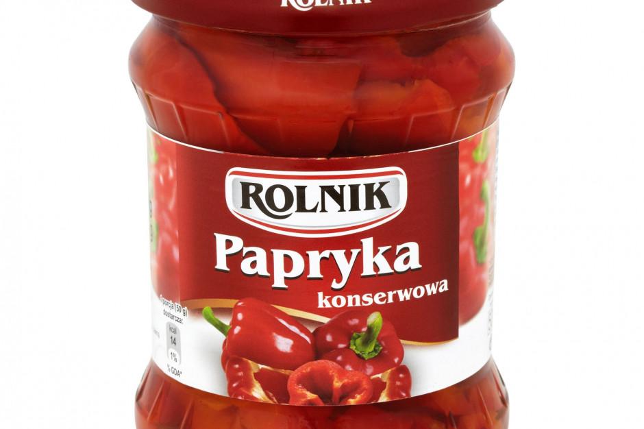 Papryka konserwowa od marki Rolnik