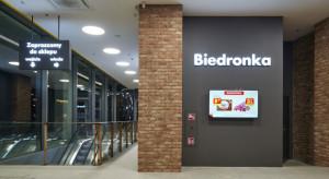 Biedronka: 11,7 mld euro sprzedaży i prawie 3 tys. sklepów