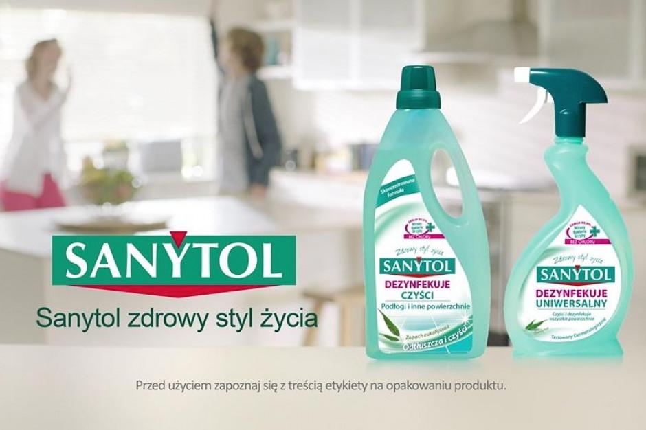 Nowa kampania telewizyjna marki Sanytol