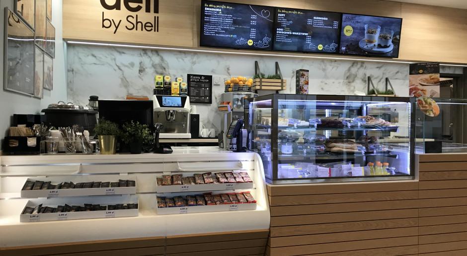 Shell z nowym konceptem bistro i szerszą ofertą Costa Express