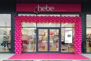Rekordowy rok sprzedaży Hebe: 207 mln euro sprzedaży i 51 nowych lokalizacji