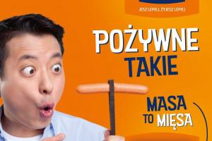 Tarczyński promuje parówki z fileta z indyka