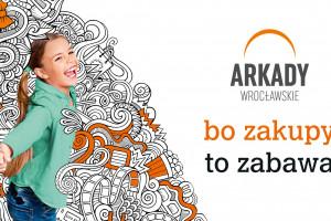 Arkady Wrocławskie pozycjonują się jako centrum dla rodzin
