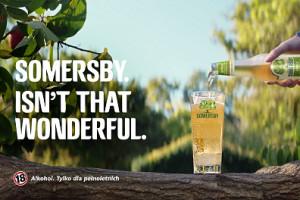 Nowe, odświeżone oblicze marki Somersby