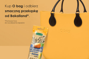 Marki Bakalland i O bag we wspólnej akcji promocyjnej