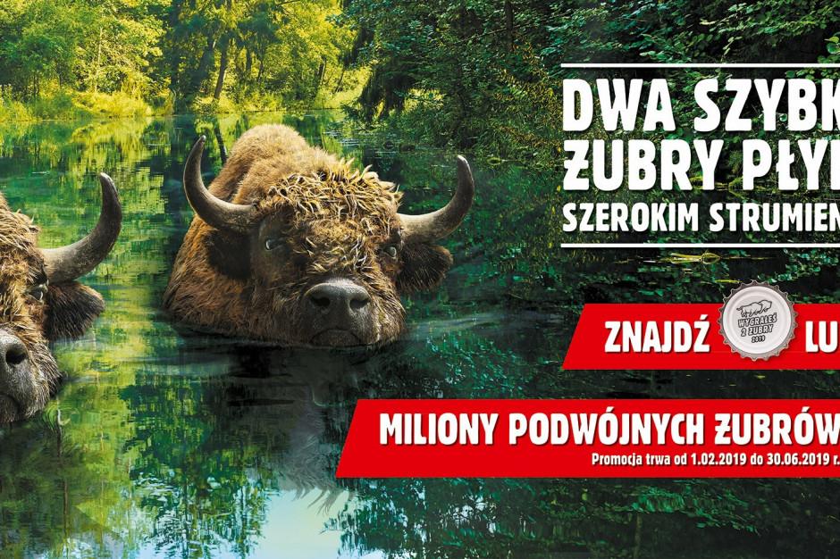 Marka Żubr startuje z czwartą edycją loterii