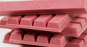Kit Kat Ruby hitem w Polsce