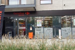 Carrefour w 2018 r. otworzył ponad 100 sklepów franczyzowych, ale bilans rdr. niższy