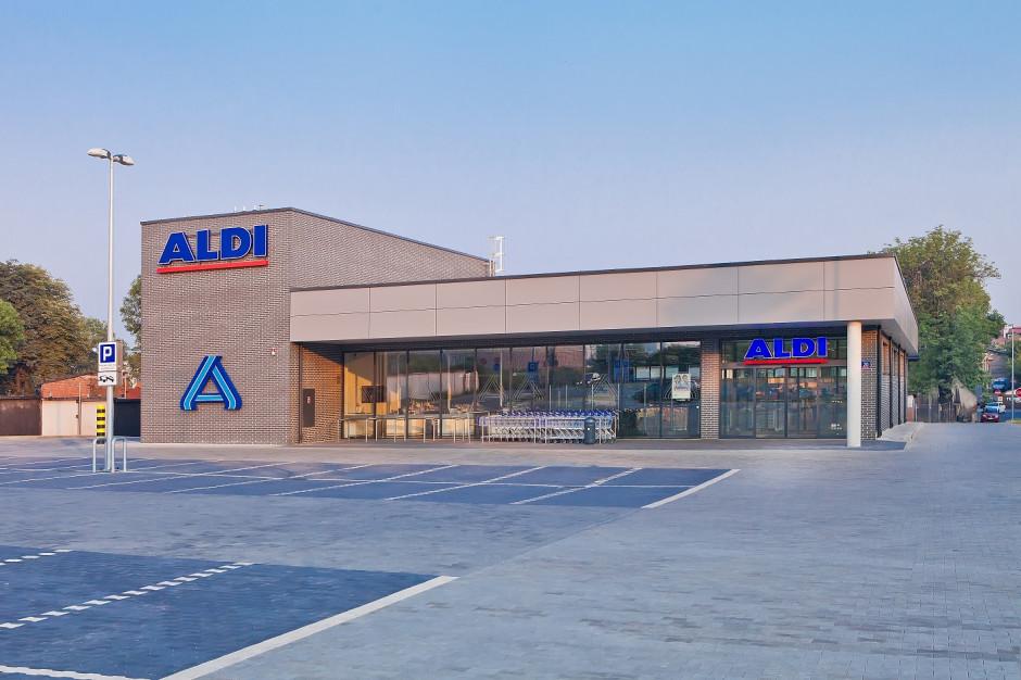 ALDI usprawnia system parkingowy