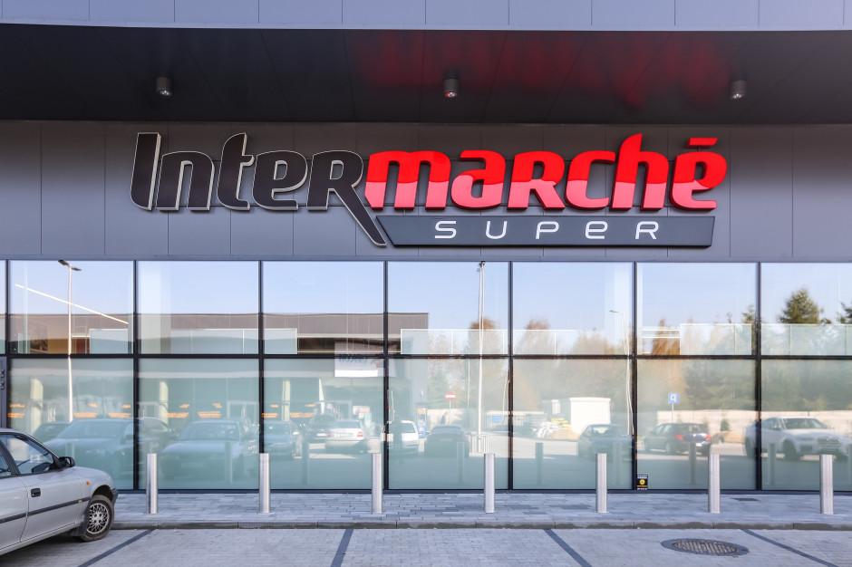 """Intermarche szykuje nową koncepcję sklepów. W planach również """"tajemnicza"""" platforma"""