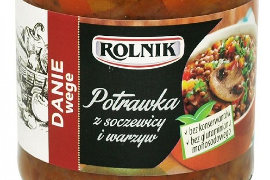 Nowe dania wegetariańskie od Rolnika