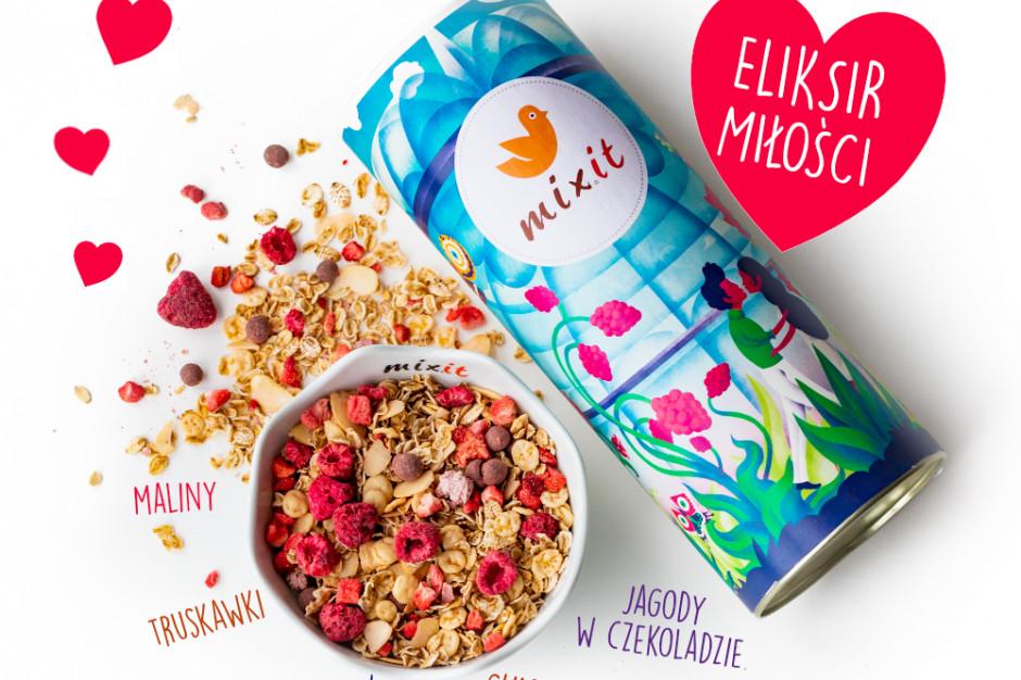 Walentynkowe smaki od Mixit.pl