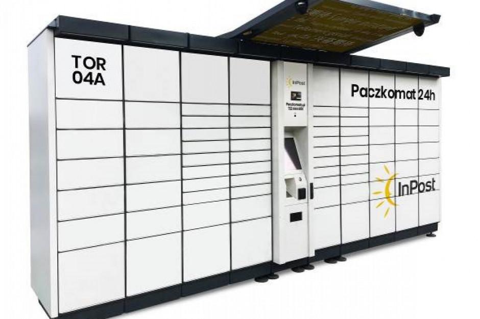 InPost ma 30 bankopaczkomatów