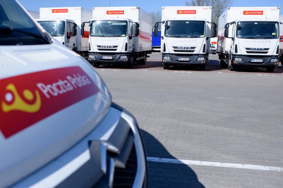 Poczta Polska z nową strategią. Do 2023 roku podwoi przychody z rynku paczkowego