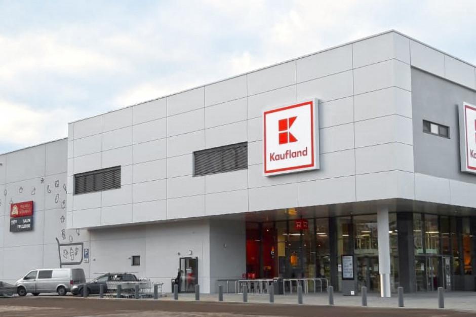 Wrocławski Kaufland z kawomatem i strefą szybkich zakupów