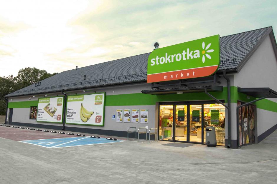 Trzy miesiące potrwa rebranding sklepów Sano w Stokrotkę