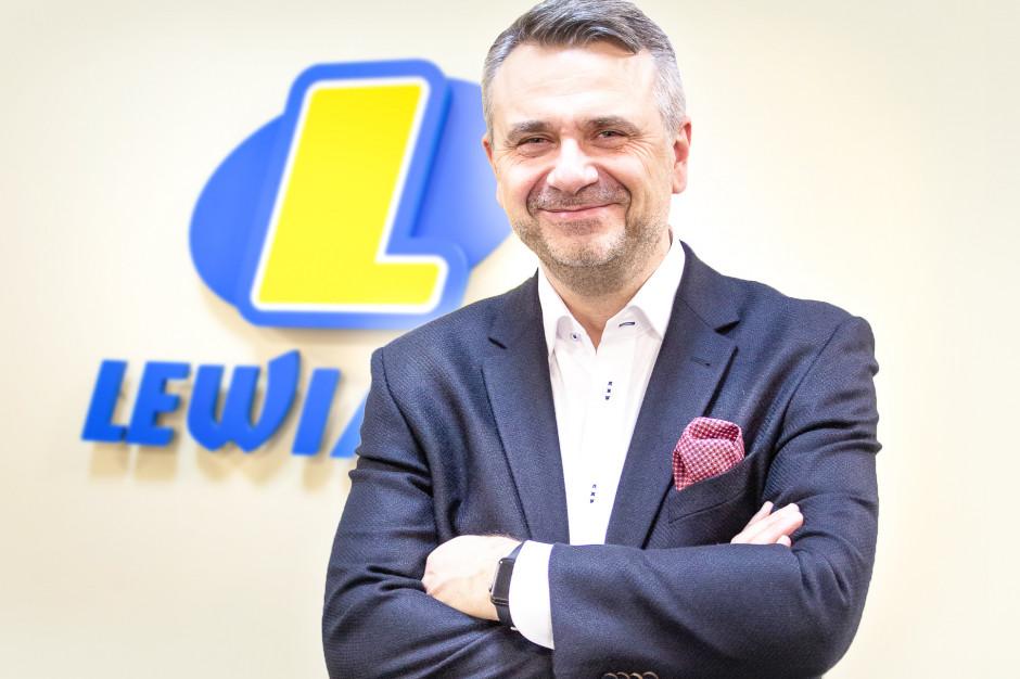 Lewiatan z nowym członkiem zarządu. Pracował w Eurocashu i Coca-Coli