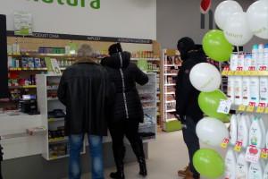 Otwarcie nowej drogerii Natura w Lublinie