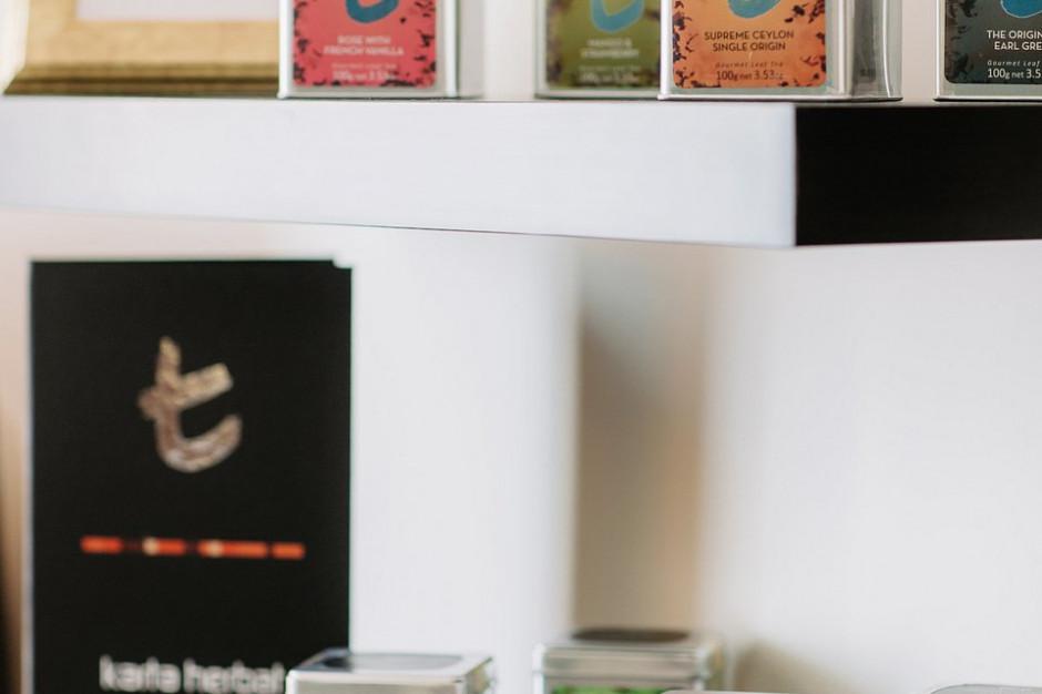 MyRoom by Dilmah –herbaciany pokój w hotelu Mercure Warszawa Airport