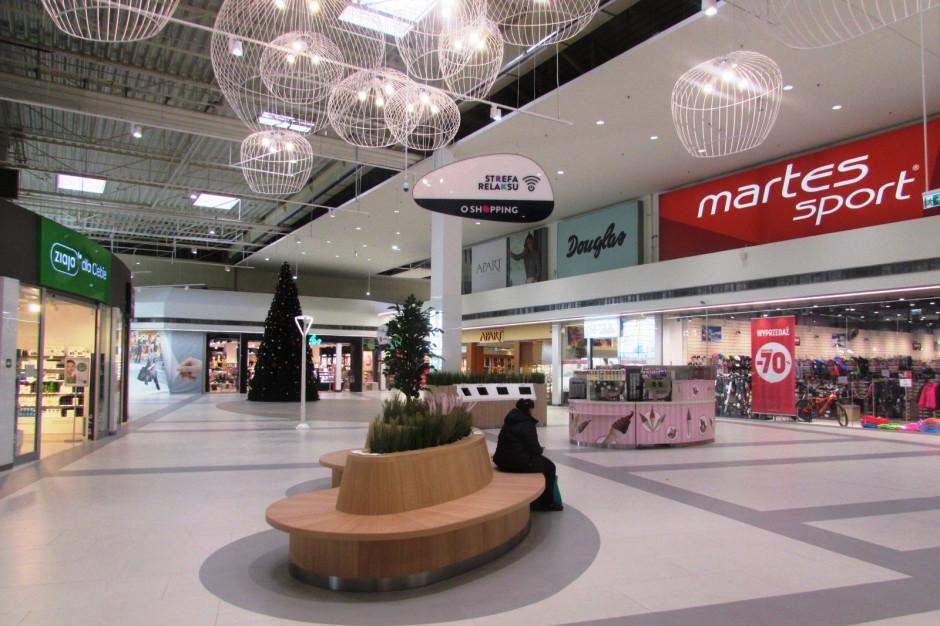 Centrum Handlowe Auchan Bielany po modernizacji