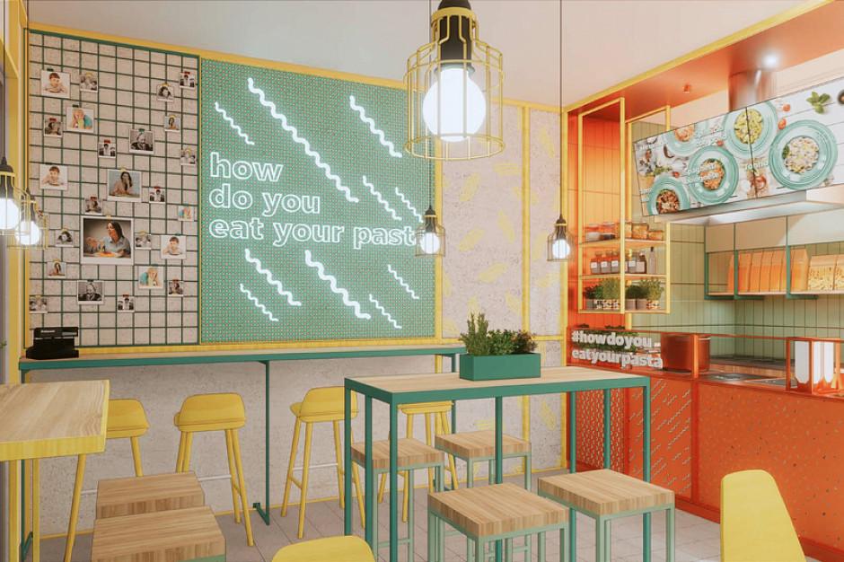 Makarun Spaghetti and Salad po redesignie marki: nowy wystrój i live cooking